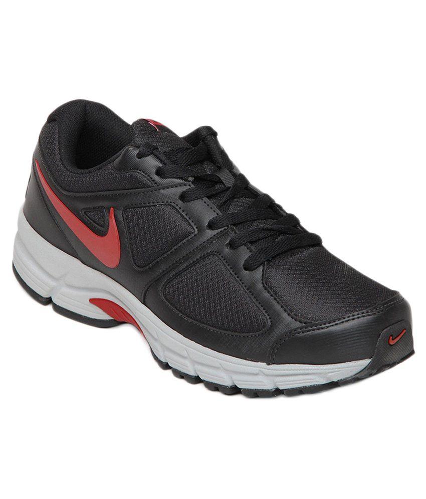 nike black sports shoes price in india buy nike black