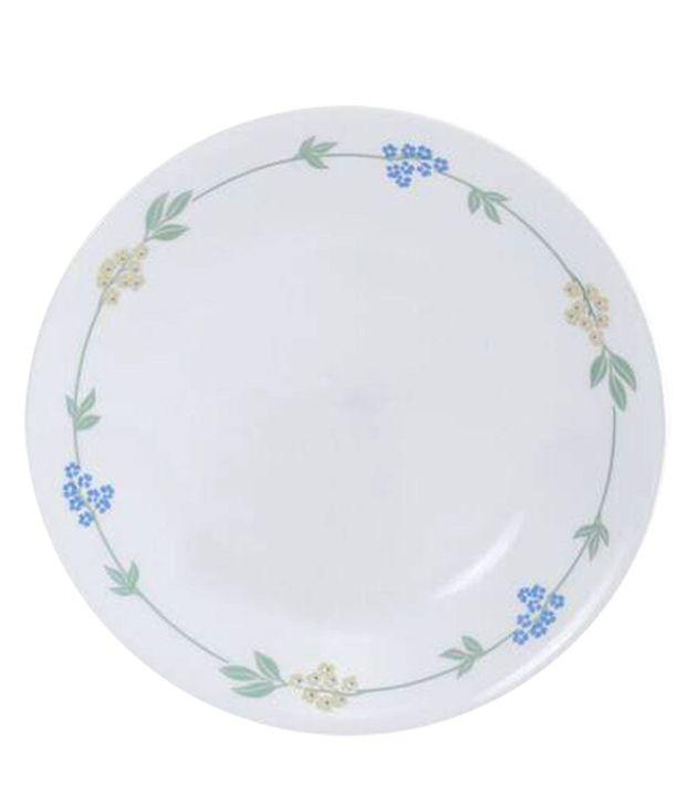 Corelle 21 Pcs Dinner Set Livingware Secret Garden Buy Online at