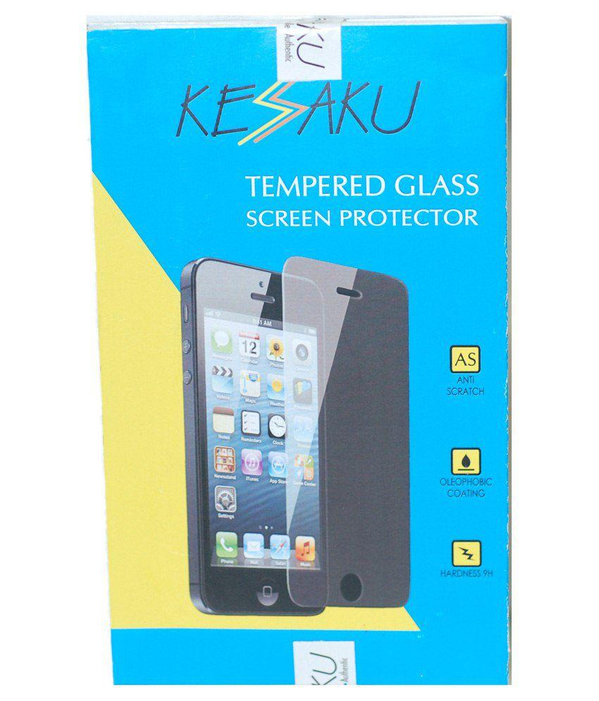 Lava X9 Tempered Glass Screen Guard by Kessaku