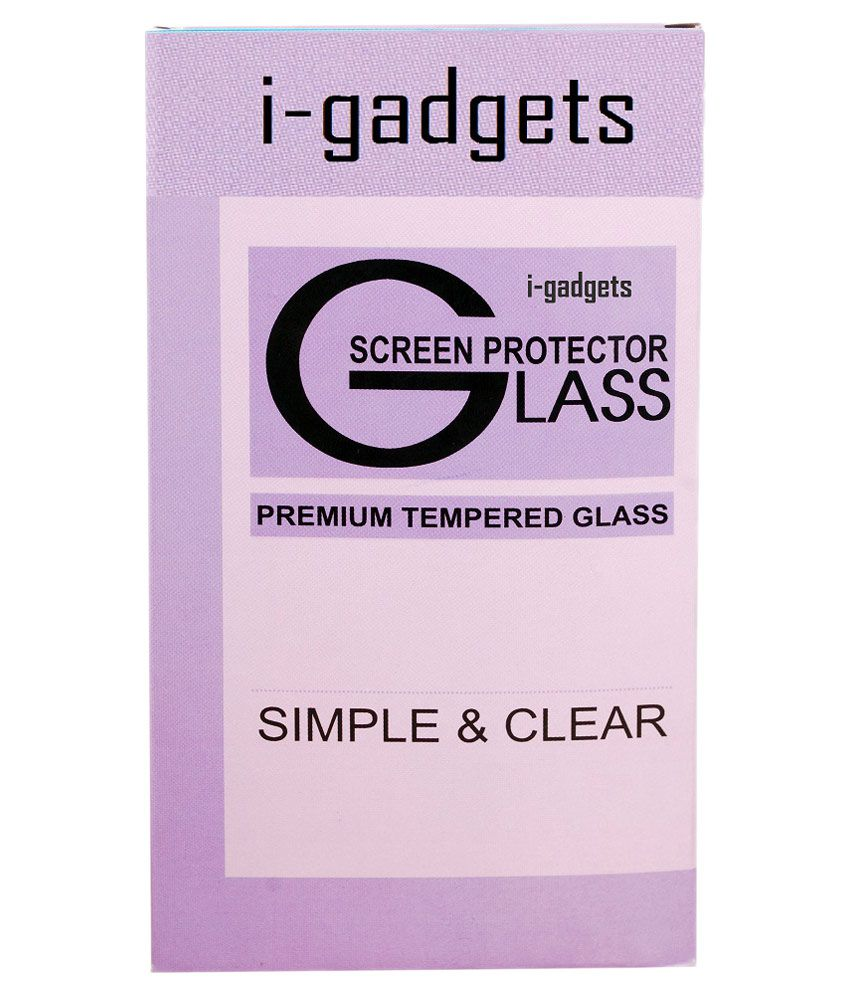 I-Gadgets Tempered Glass Screen Guard for Samsung Galaxy S2