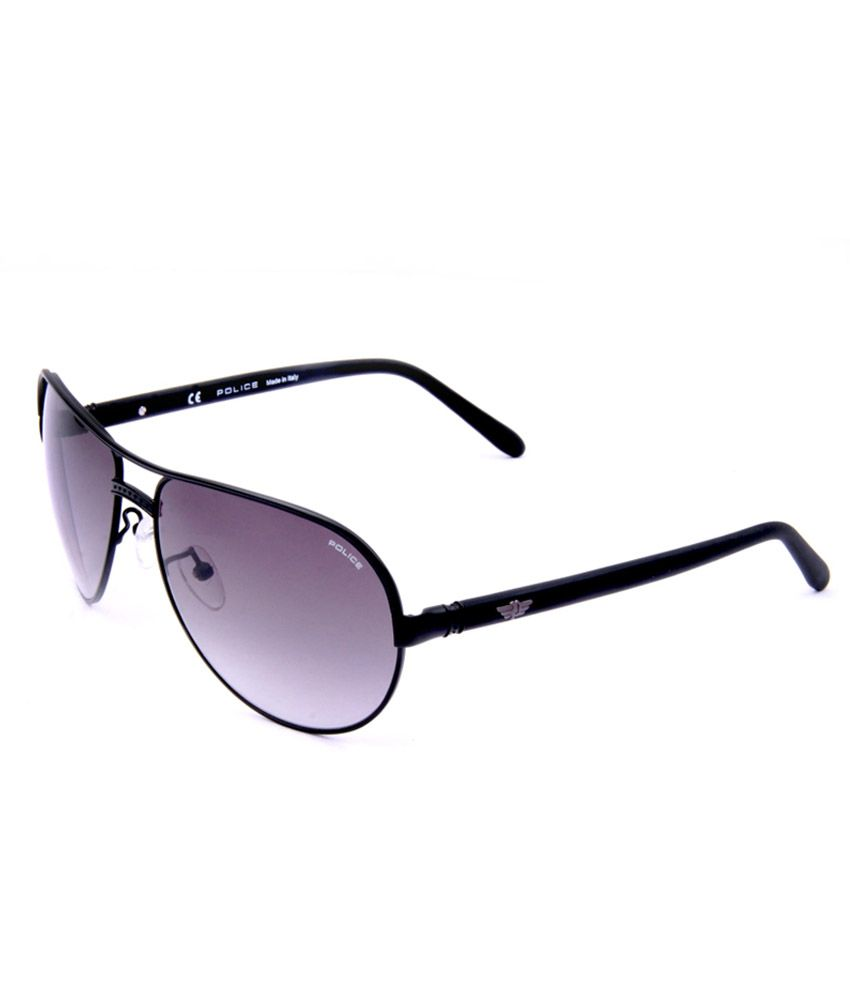f9bbeb8d385 Police Black Metal Sunglasses For Men available at SnapDeal for Rs.9642