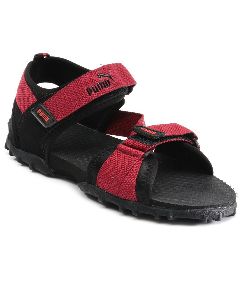 Pumaroque Ii Ind High Risk Red-blfloater Sandals  available at snapdeal for Rs.699