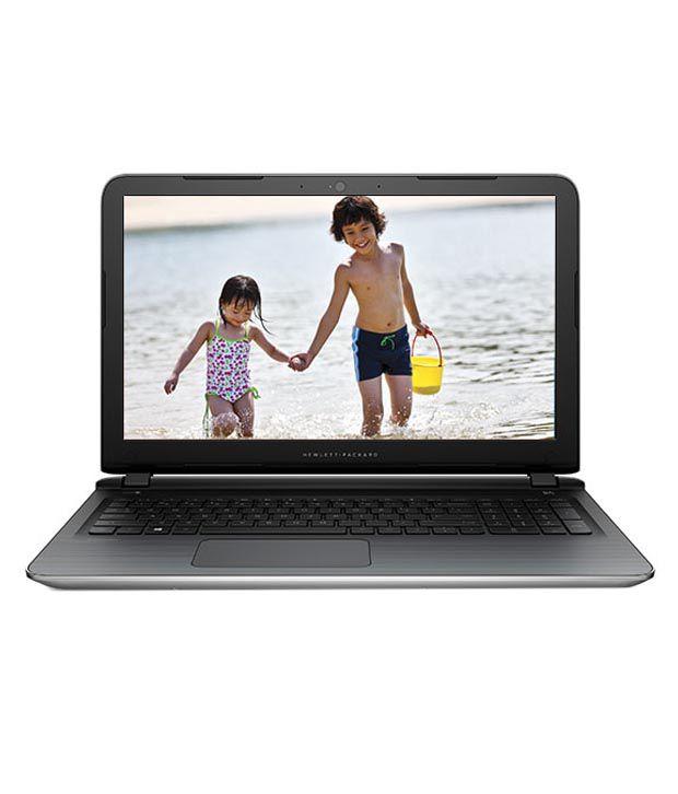 HP Pavilion 15-ab219TX (N8L68PA) Notebook (5th Gen Intel Core i5- 8GB RAM- 1TB HDD- 39.62 cm (15.6)- Windows 10- 2GB Graphics) (Silver)