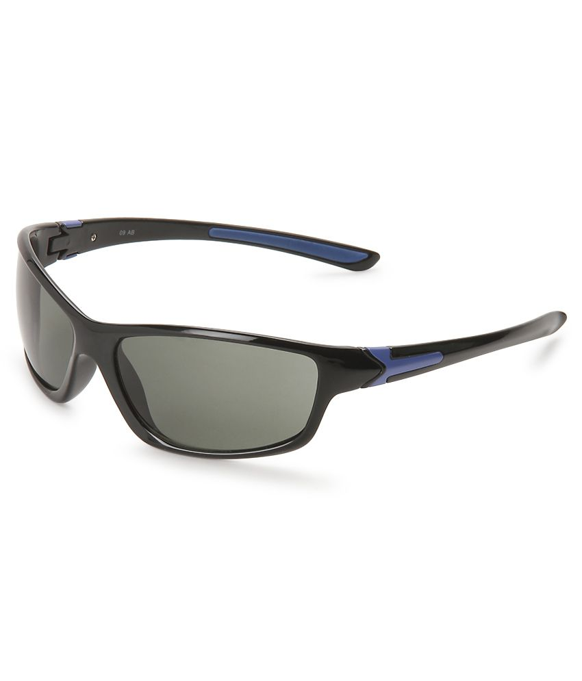 2394677090 Fastrack P207GR1 Gray Sport Sunglasses - Buy Fastrack P207GR1 Gray Sport  Sunglasses Online at Low Price - Snapdeal