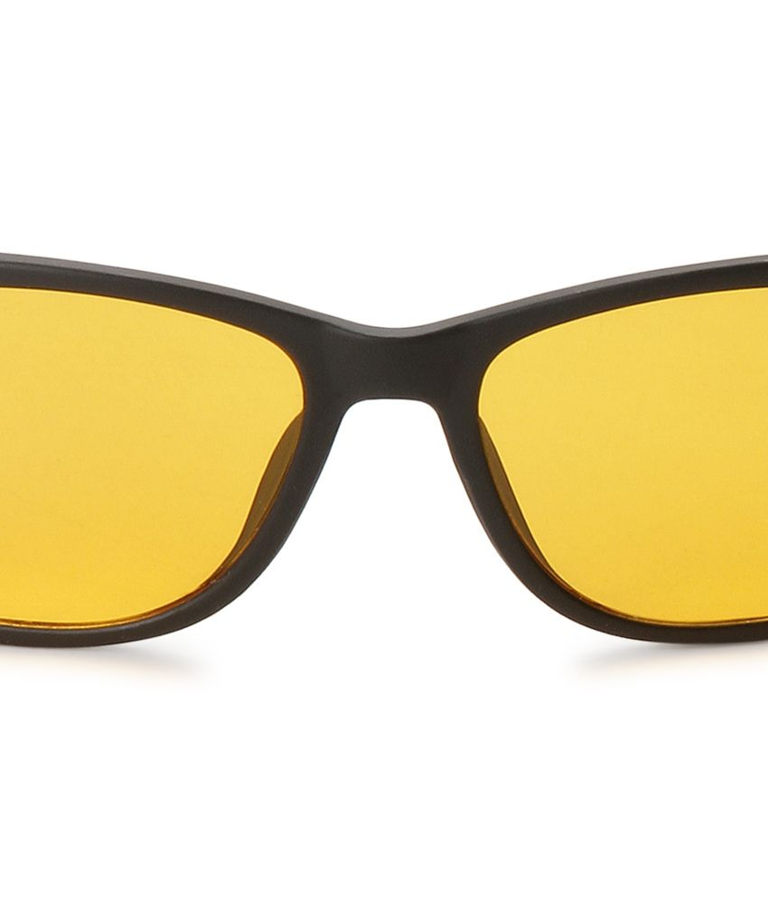 buy wayfarer sunglasses  Fastrack PC001OR18 Yellow Wayfarer Sunglasses - Buy Fastrack ...