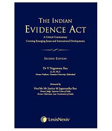 state affairs in indian evidence act The indian evidence act, 1872 1 indian evidence act was drafted by  relevancy and admissibility under the indian evidence act are  either state of mind or of .