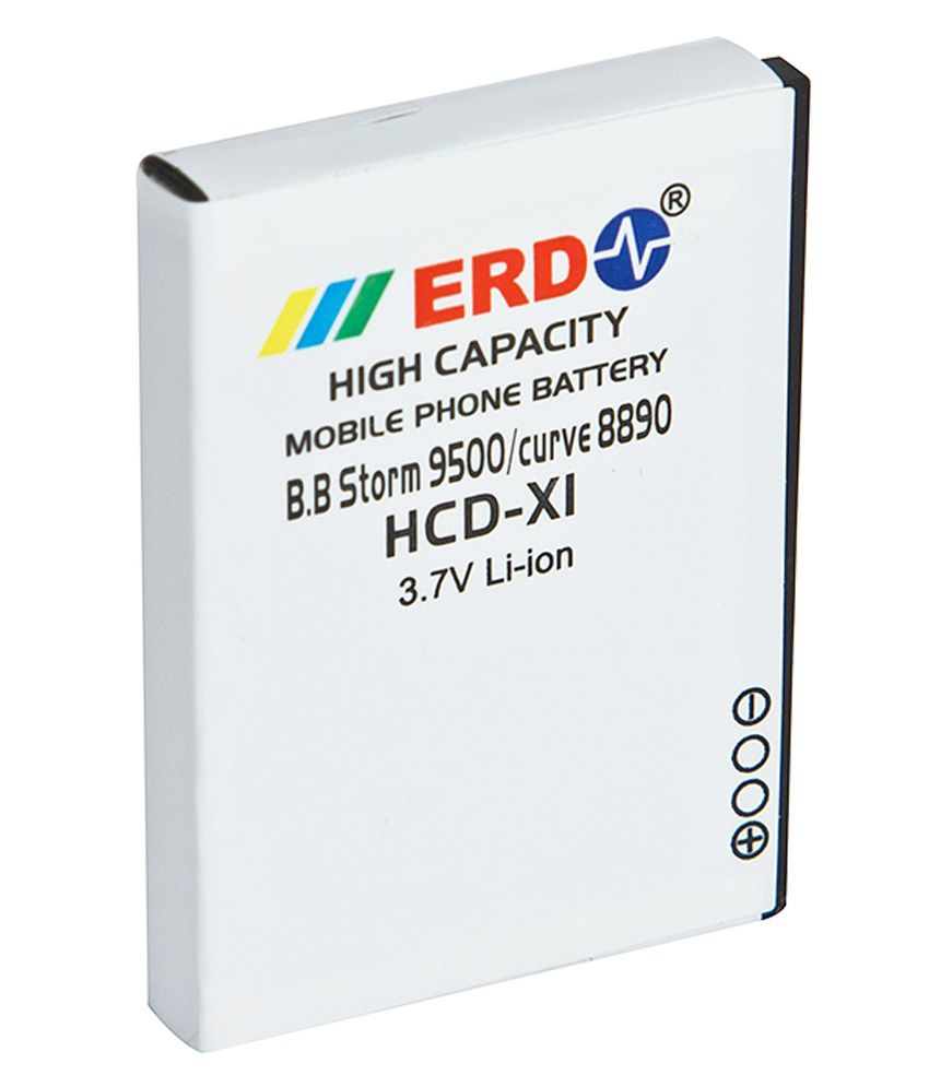 Erd Bt-105 1200mah Lithium Ion Battery For Blackberry Storm 9500 And Curve 8890