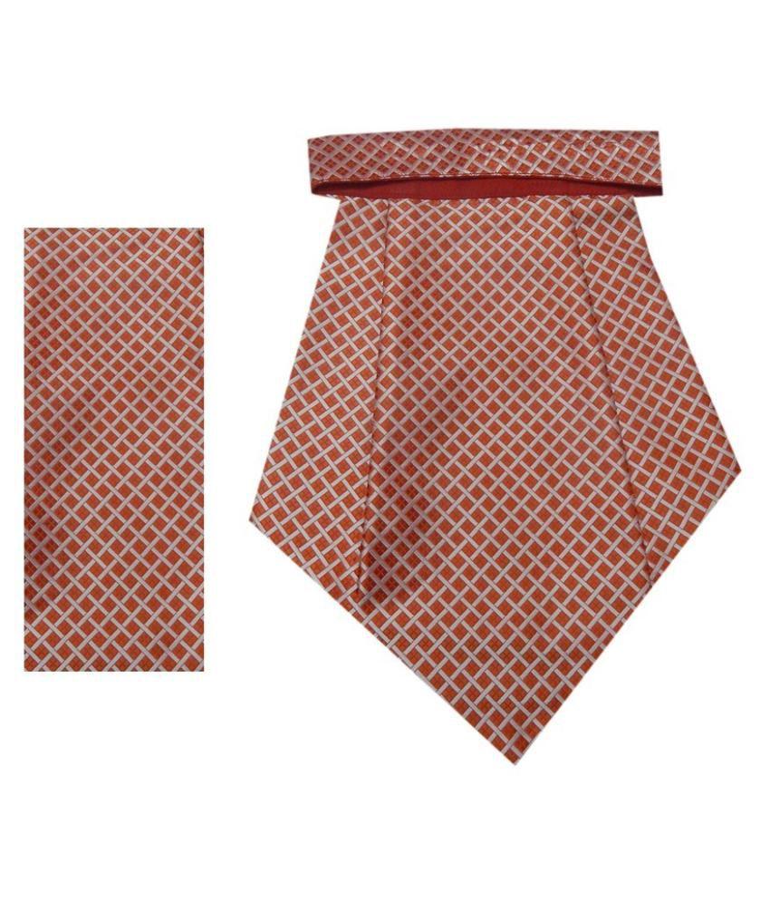 Navaksha Cravats With Pocket Square