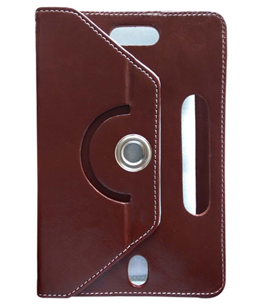 Fastway Flip Cover For Lenovo Tab 2 A7 20 - Maroon