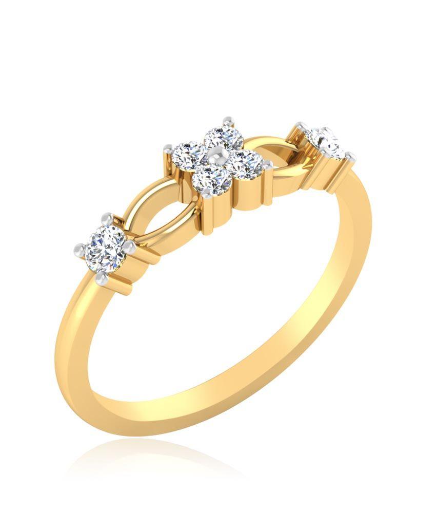 Iskiuski Hallmarked 14kt Gold Ring