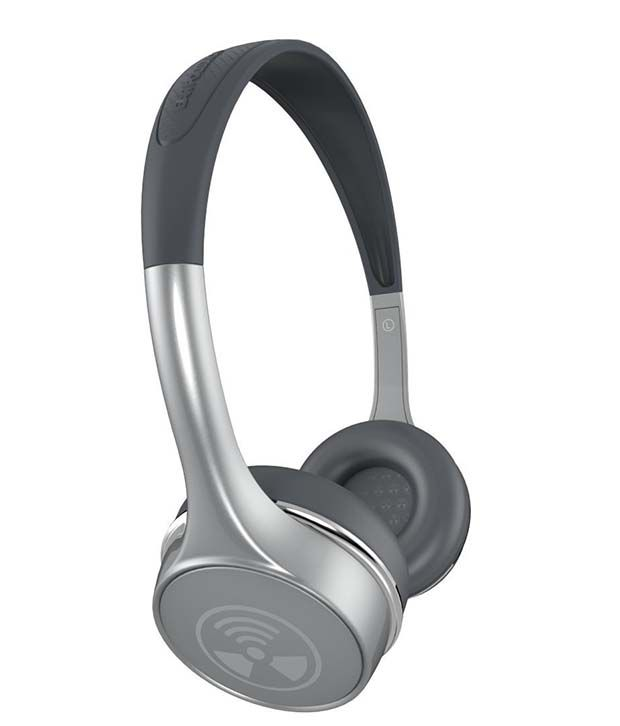 Zagg Toxix Plus on the Ear Headset