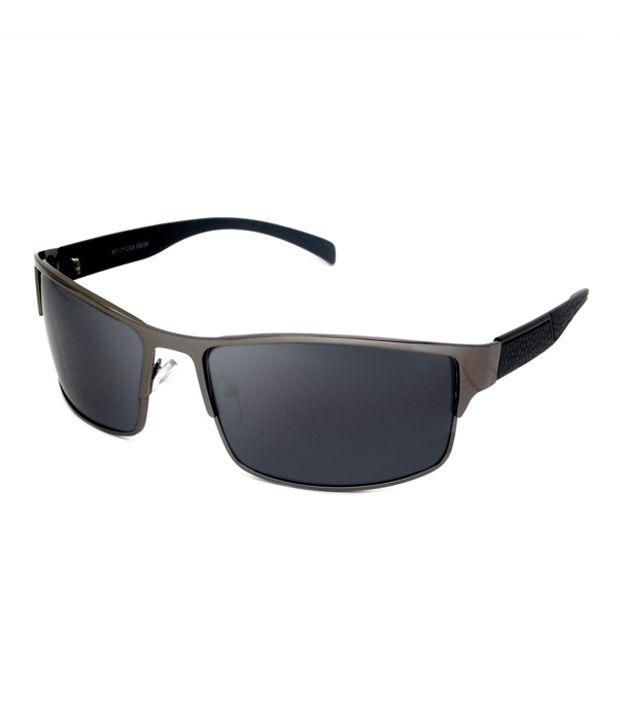 941ea710aae5 Macv 60325pa Eyewear Black Rectangle Sunglasses - Best Price in ...