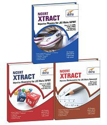 NCERT Xtract - Objective Physics, Chemistry, Mathematics for JEE Main, JEE Adv, Class 11/ 12, BITSAT, State PETs Paperback (English) 2015