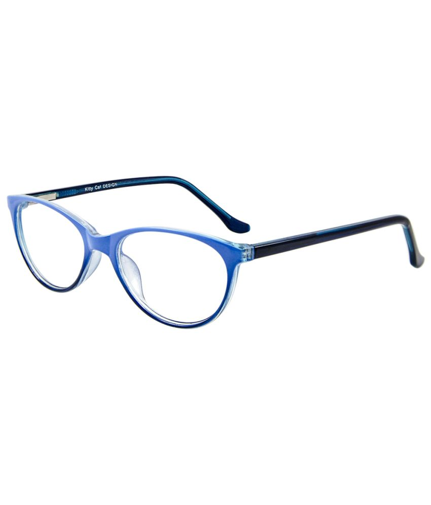Cardon Blues Full Rim Cateye Frame Eyeglasses