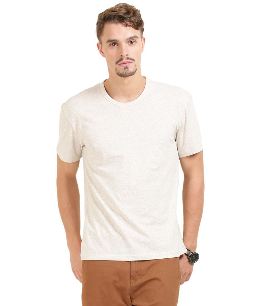 efa1775ea7e Tee Party Off White Half Sleeve T Shirt - Buy Tee Party Off White Half  Sleeve T Shirt Online at Low Price - Snapdeal.com