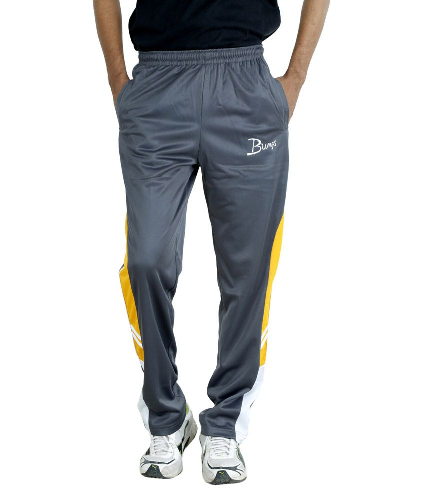 Fast Look Gray Trackpant