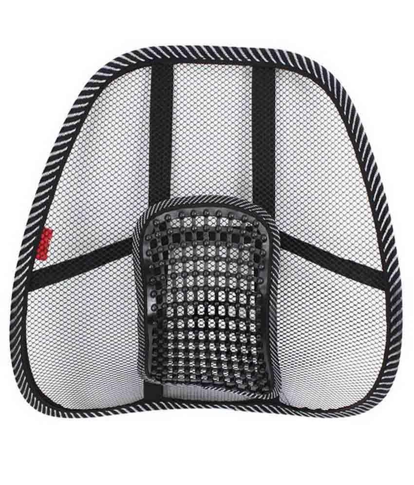 Autostark car seat massage chair back lumbar support for maruti suzuki swift dzire