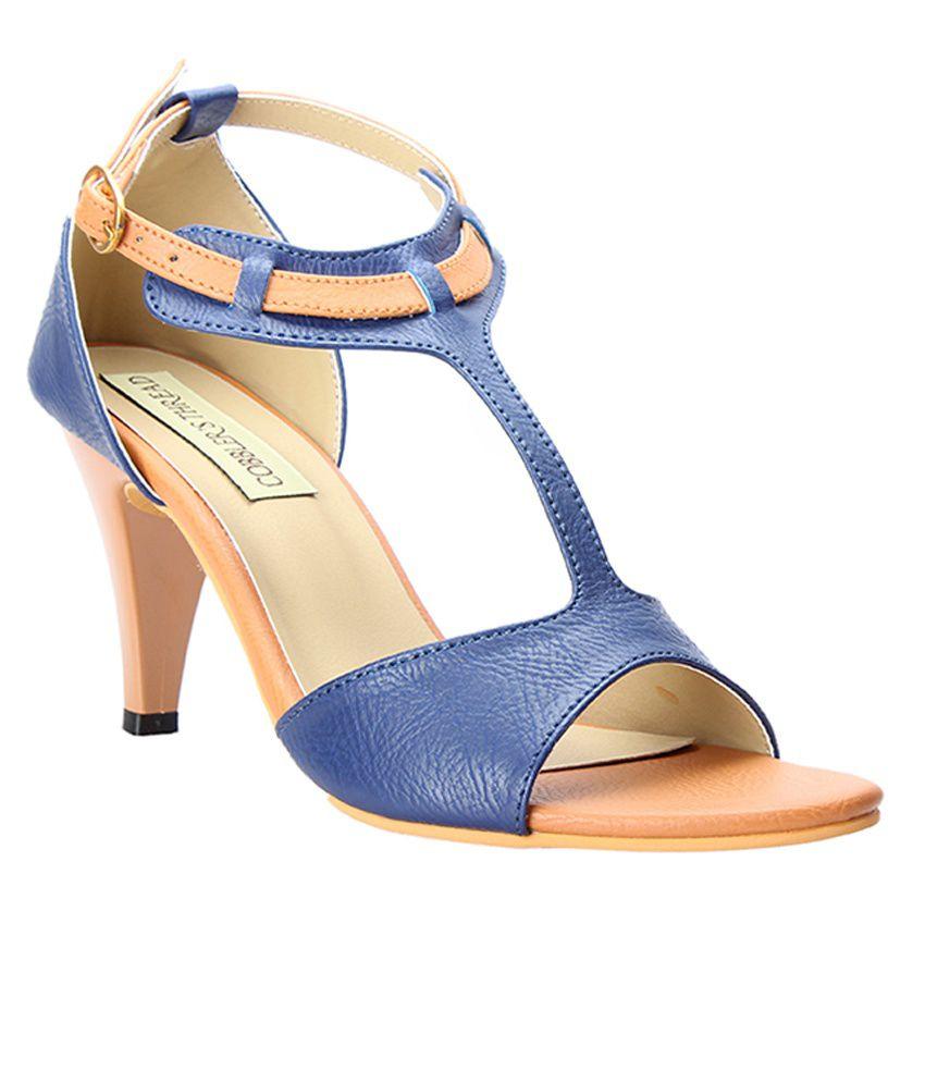 Cobbler's Thread Blue Heels