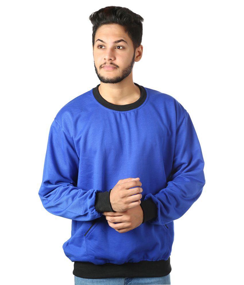 Kristof Full Sleeves Round Sweatshirt