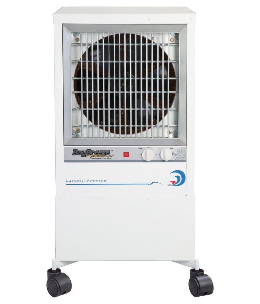 Baybreeze 60 Ltrs O3+ Desert Cooler White