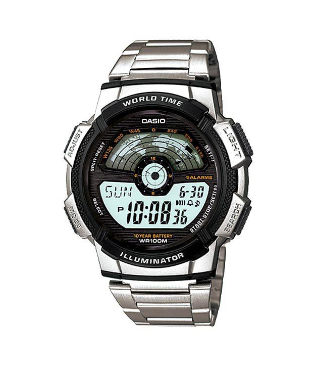 88f01779cc Casio do88 Youth Digital Techie Series Ae 1100wd 1avdf D088 Men S Watch-  Price in India