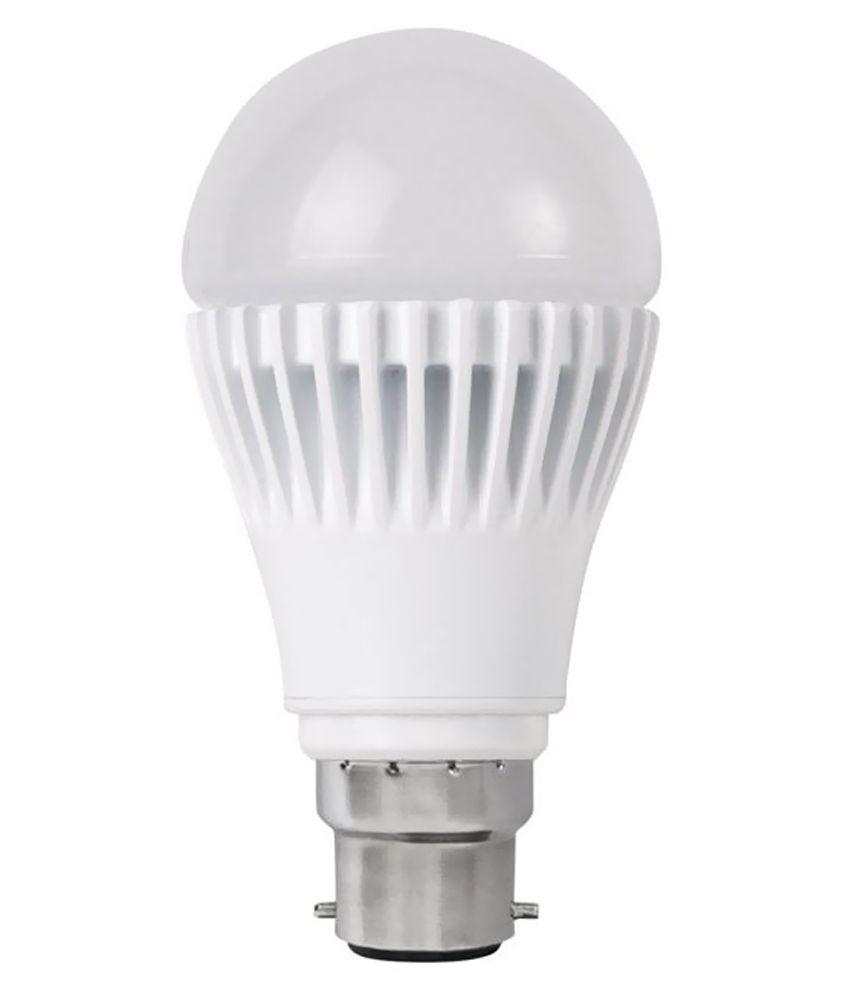 Harisons 7w White Led Bulb - Set Of 2
