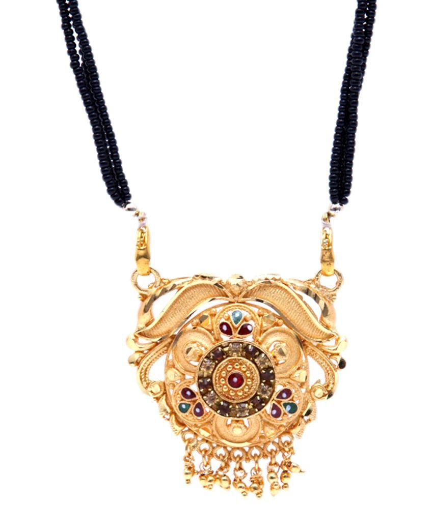Goldnera Golden Mangalsutra
