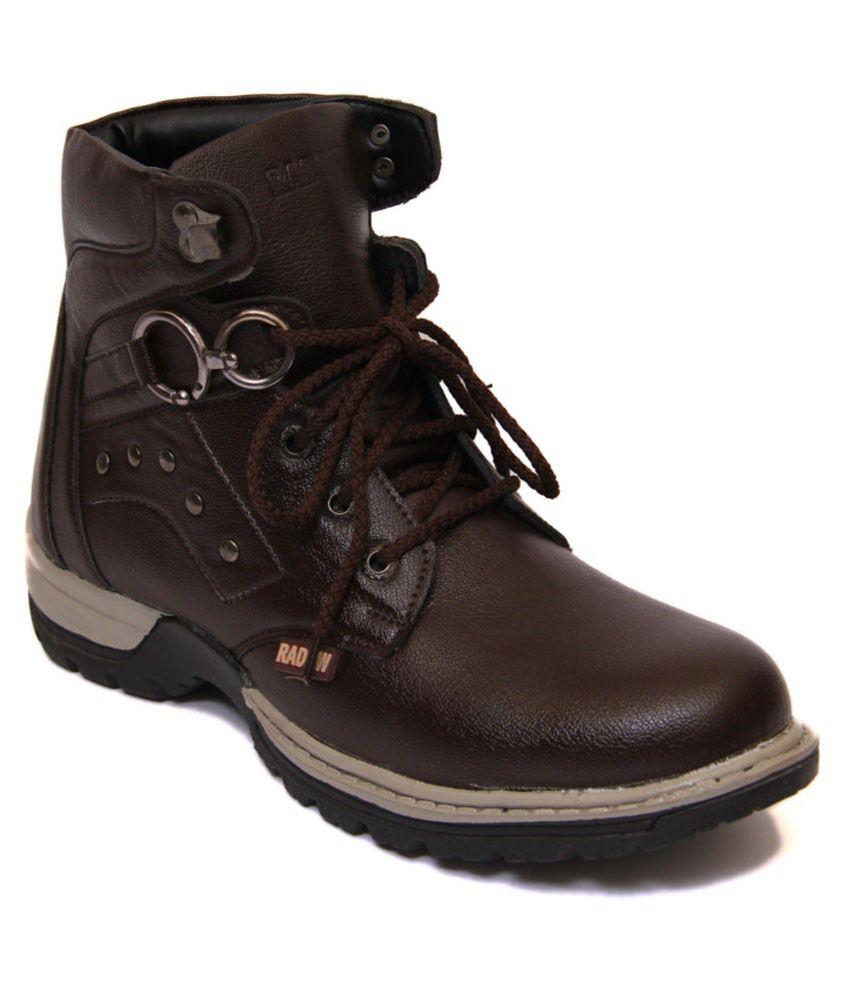 Rockfield Brown Boots