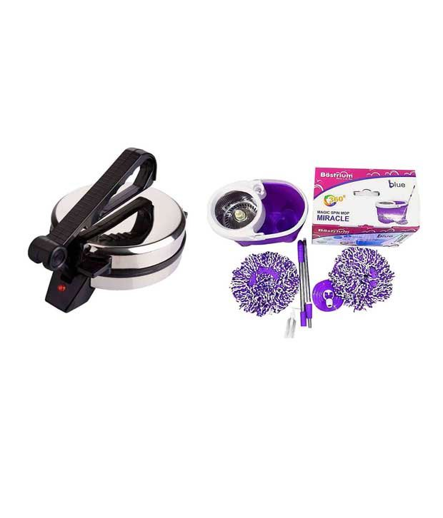 Paakhi Roti Maker Purple