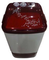 Onida 6.5 Kg WS65WLPT1LR Semi Automatic Top Load Washing ...