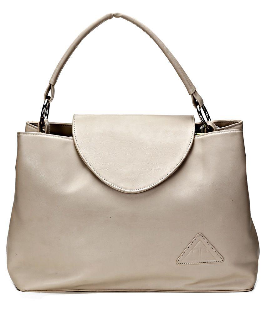 Tarttraus Beige Shoulder Bag