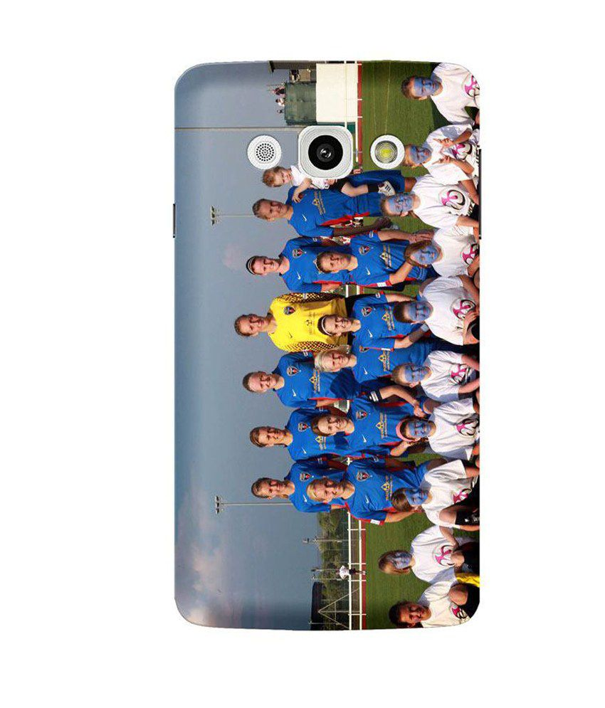 LG L60 Printed Back Covers by Wow