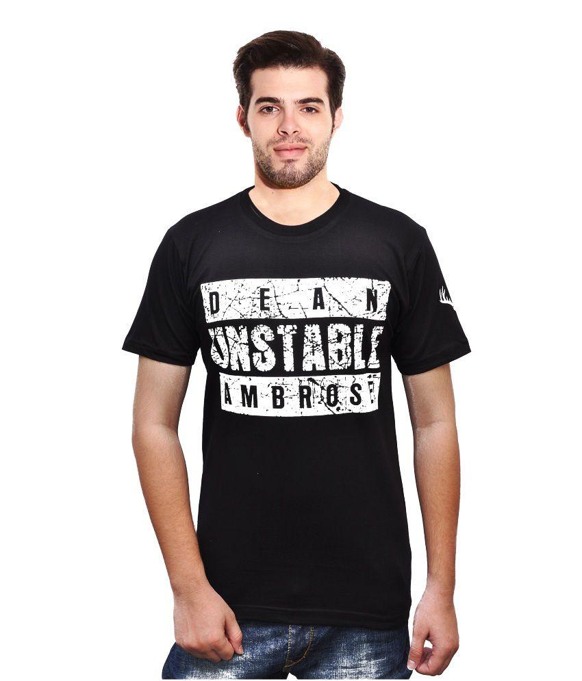 Rangifer Attitude Dean Ambrose Unstable Ambrose Tshirt