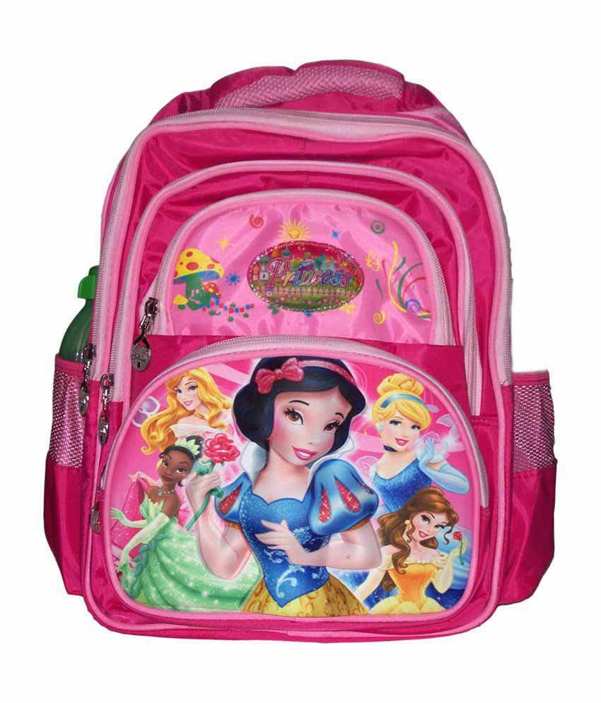 Haoli Princess Pink Kids School Bag - Buy Haoli Princess Pink Kids School  Bag Online at Low Price - Snapdeal 68e15f5f598e5