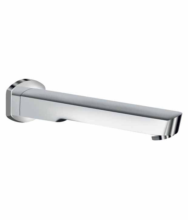 buy kerovit a kajaria product silver brass bath tub spout with