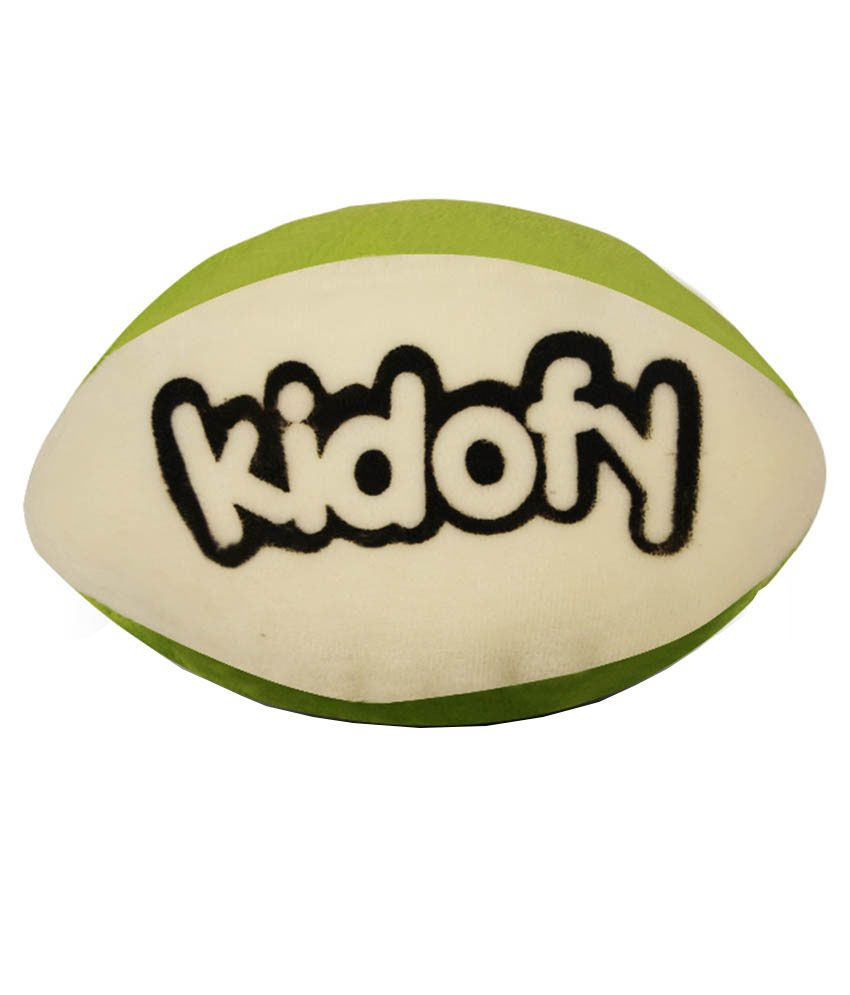 Kidofy Green Cream Rugby