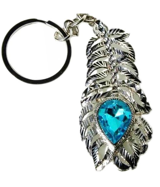 Lata Metal Keychains For Women - Pack Of 3