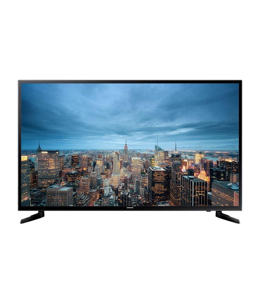 Samsung 40JU6000 101.6 cm (40) 4K (Ultra HD) Smart LED Television