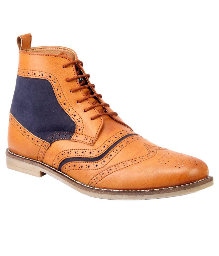 BXXY Tan Boots