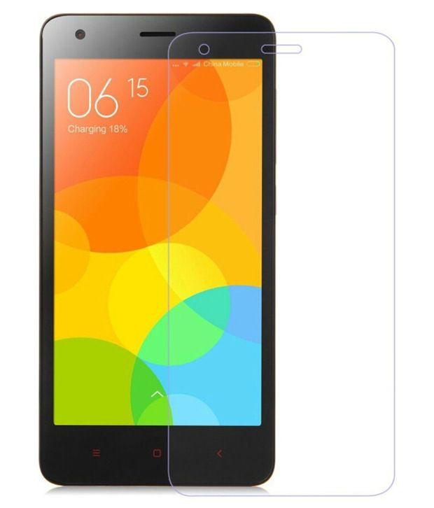 Xiaomi Redmi 2 Tempered Glass Screen Guard by Exoic81