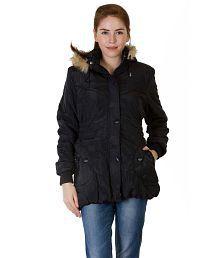 Asst Black Polyester Blend Jackets