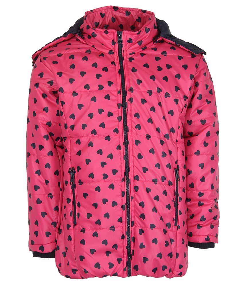 612 League Pink Zipper Sweatshirt