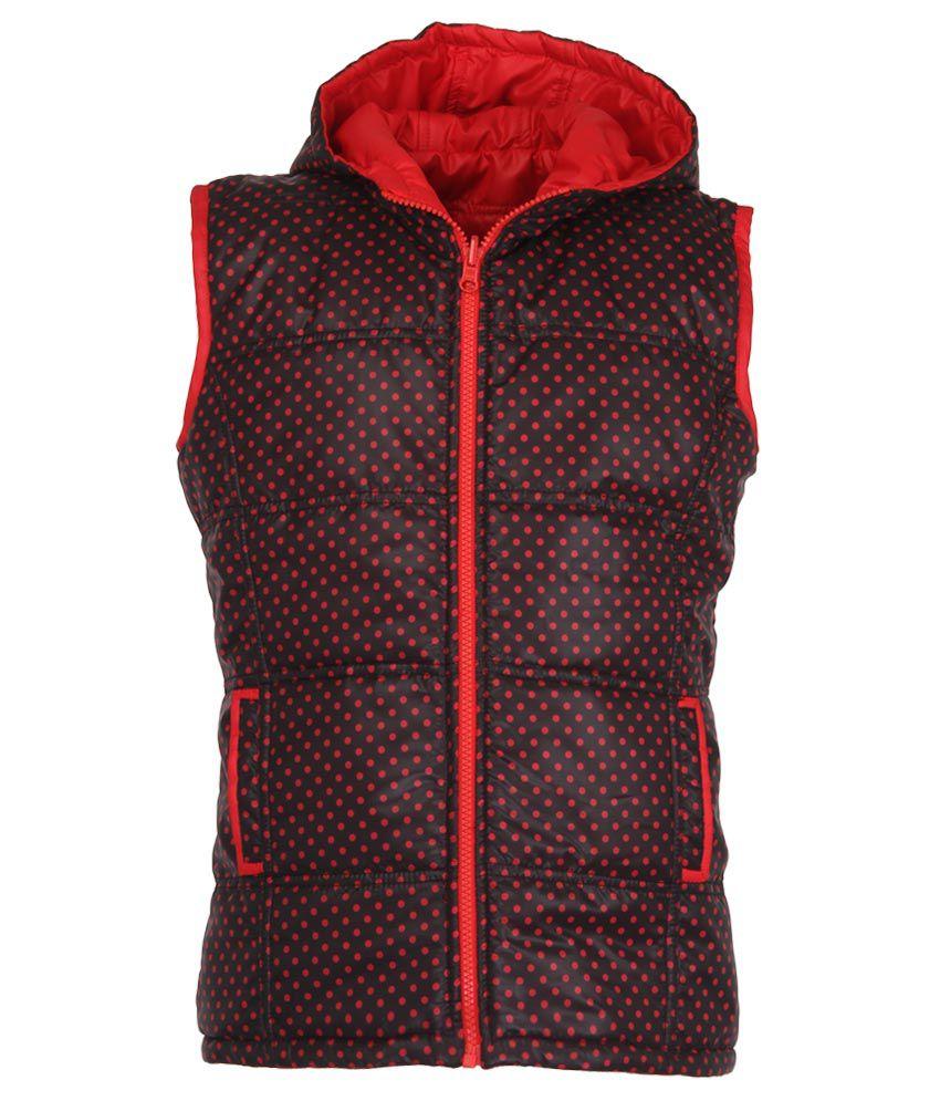 612 League Red Zipper Sweatshirt