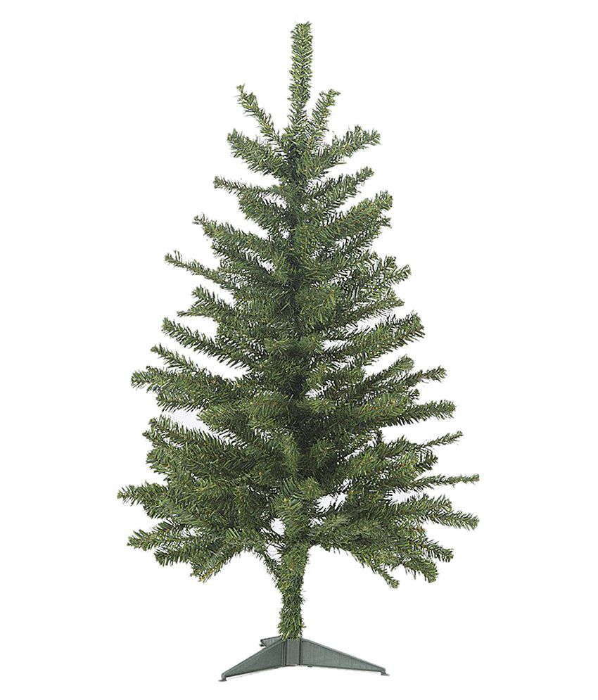 Buy Christmas Tree India: Partyhut Decorated Christmas Tree