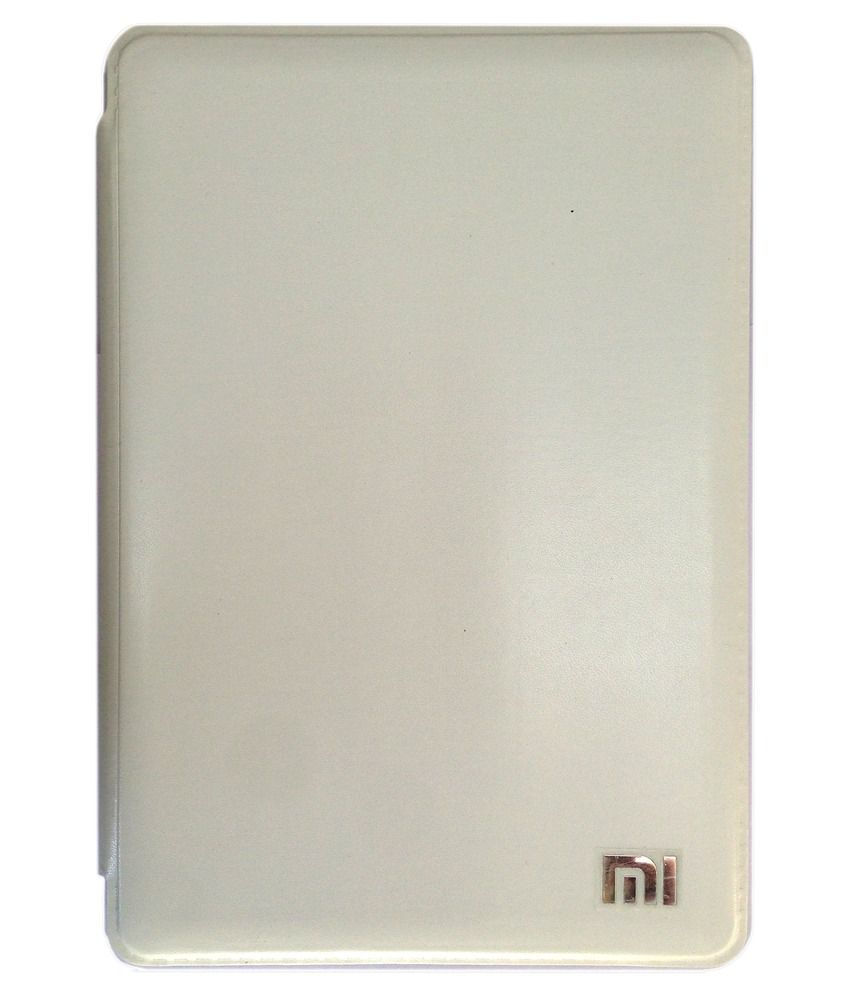Celson Flip Cover For Xiaomi Mi Pad 7.9 - White