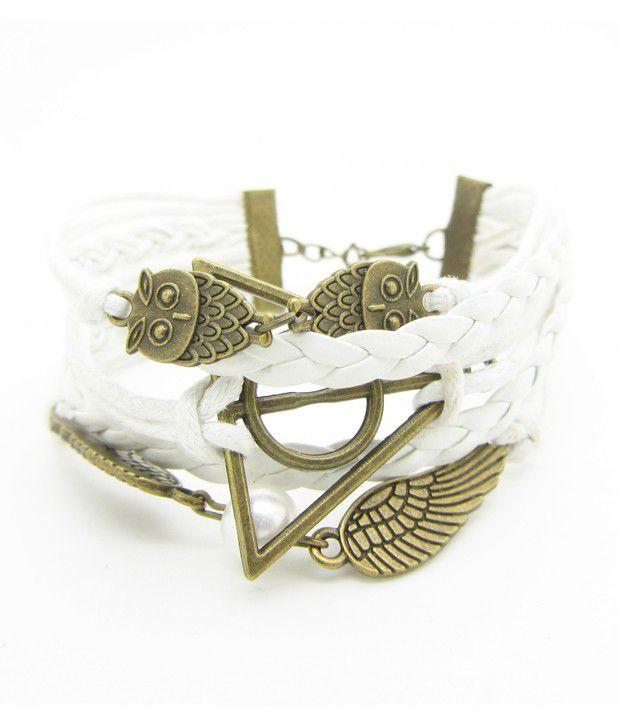 Cilver Fashion Multicolour Charm Bracelet