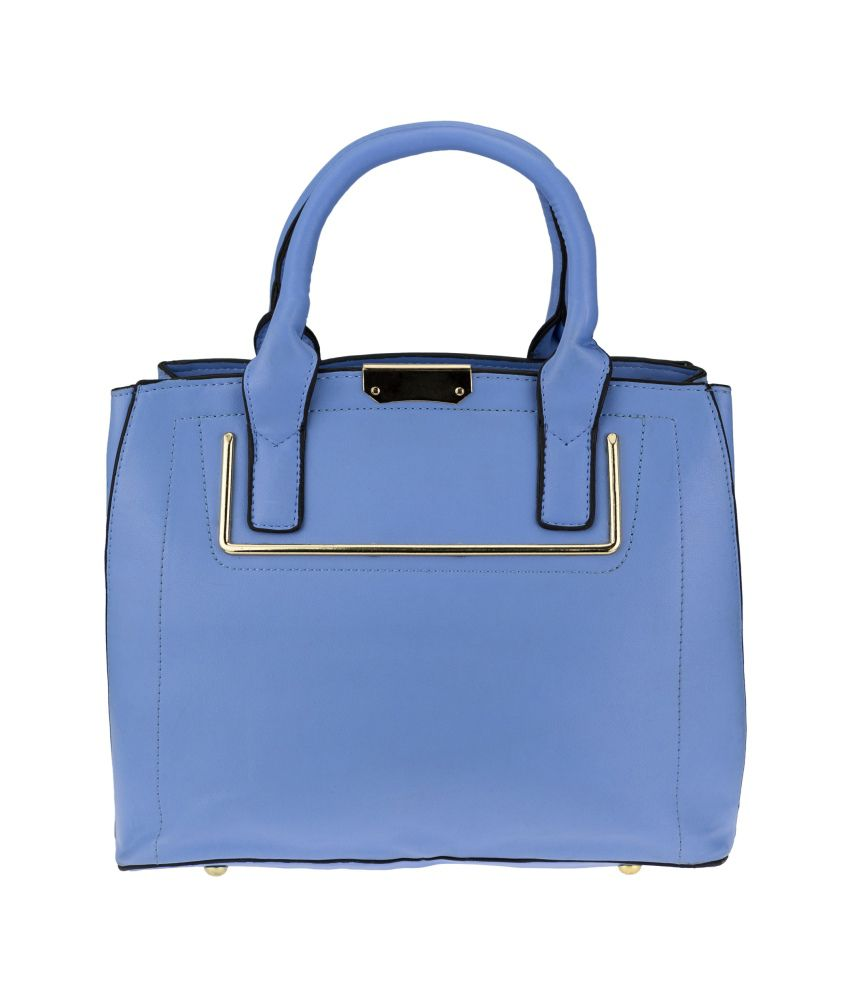 Genious Blue Hand Bag