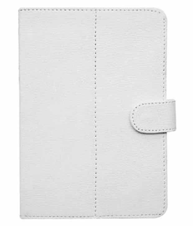 Vps Flip Cover For Magicon Ultra Smart Mpad - White