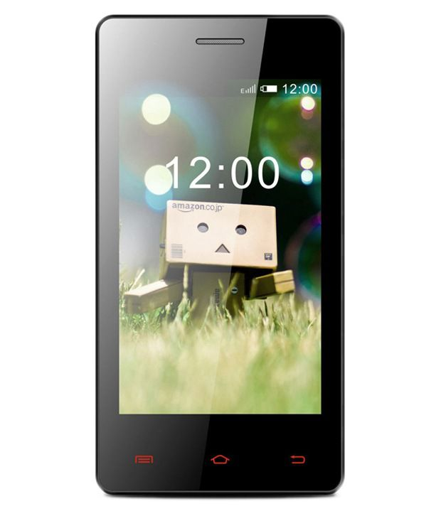 Celkon Campus A403 4GB Red