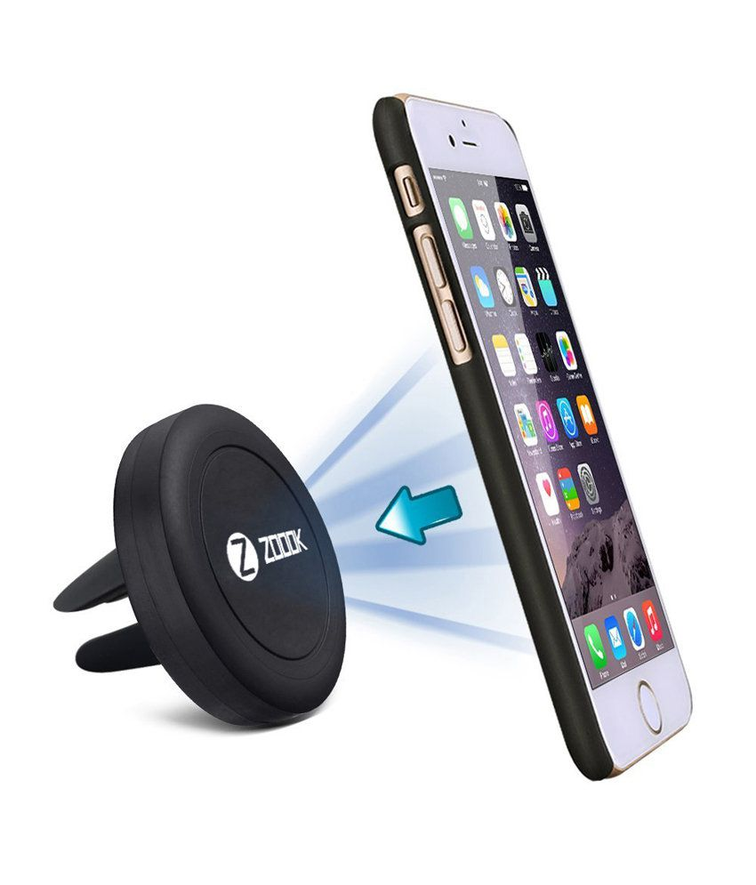 Zoook_Moto69 ZMT-CMV Universal Magnetic Car Mobile Holder with High ...